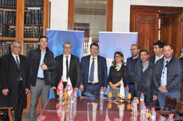 TOPNET et l'Ordre National des Avocats de Tunisie ONAT signent un partenariat technologique