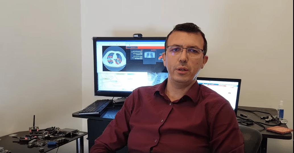 Covid-19 détecté par le développement d'un logiciel IA en Tunisie