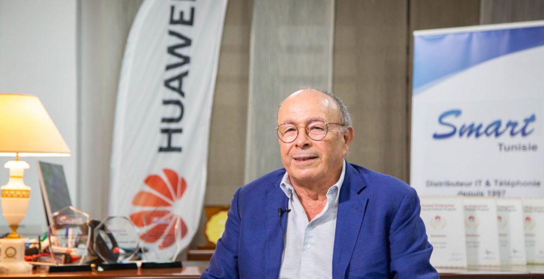 "Interview Abdelwaheb Essafi, CEO Smart Tunisie : ""Nous croyons en les solutions Huawei"""