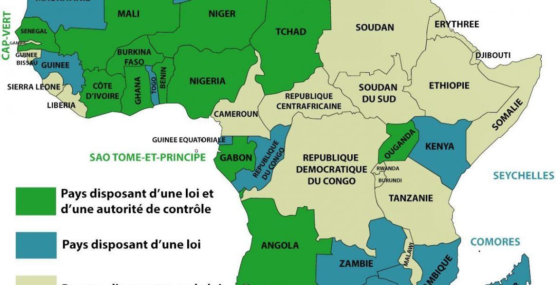 La protection des données en Afrique