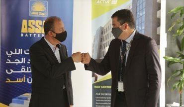 ASSAD scelle un partenariat avec le groupe ACTIA pour se positionner sur le segment des batteries Lithium