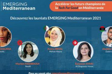 AI Diagnosis Vision, une startup tunisienne spécialisée en e-health, a été choisie parmi les cinq lauréats du programme Emerging Mediterranean