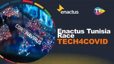Tunisie Télécom apporte son soutien pour la 2e année consécutive au concours technologique annuel lancé par l'organisation Enactus Tunisia