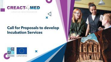 CREACT4MED lance un appel à propositions pour développer des services d'incubation