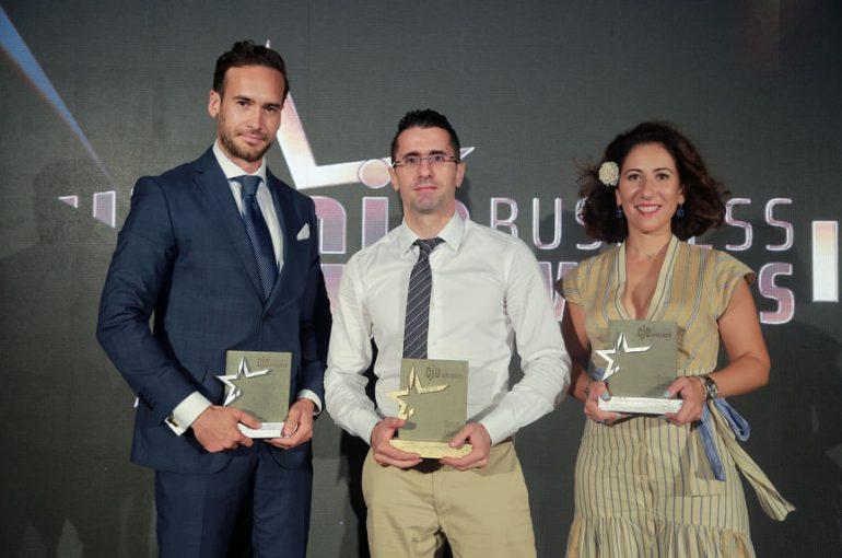 Marouan Ariane, lauréat du CJD Business Awards 2021